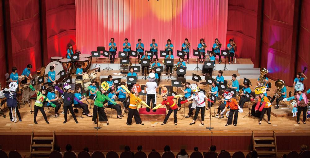0歳からのミニコンサート 楽々園公民館