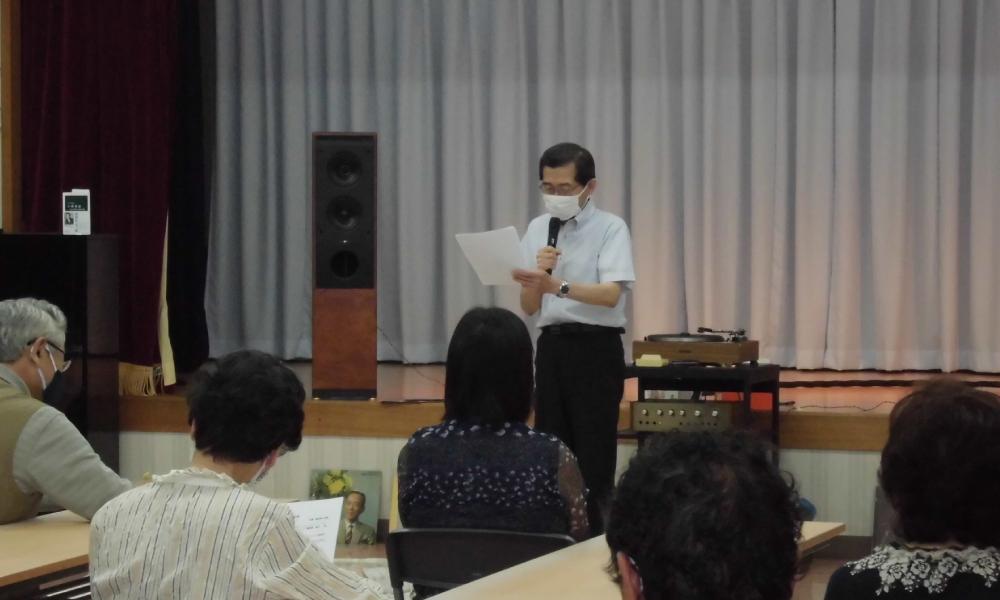 懐かしの レコードコンサート湯来南