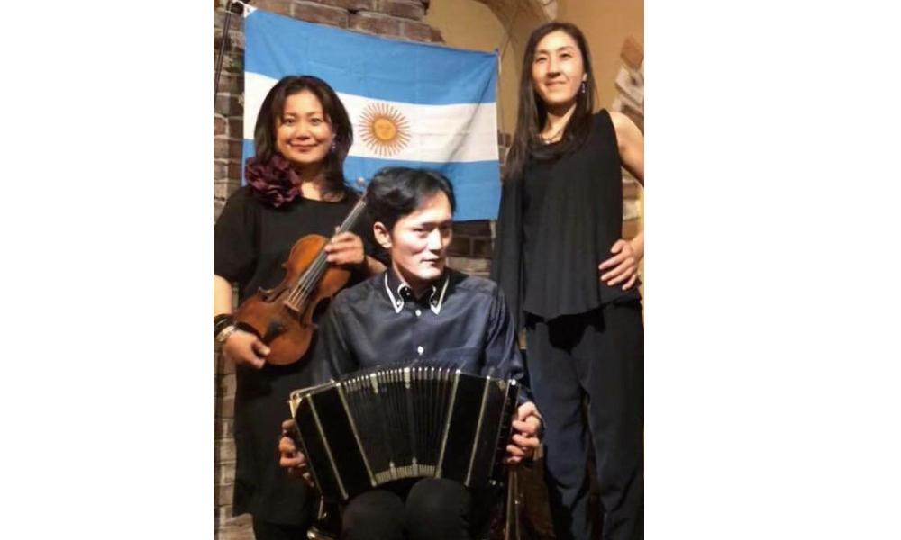 情熱のアルゼンチンタンゴコンサート